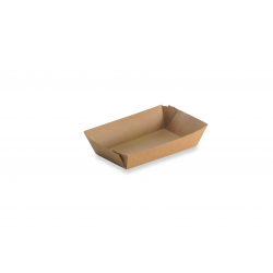 Barquettes carton Pagode